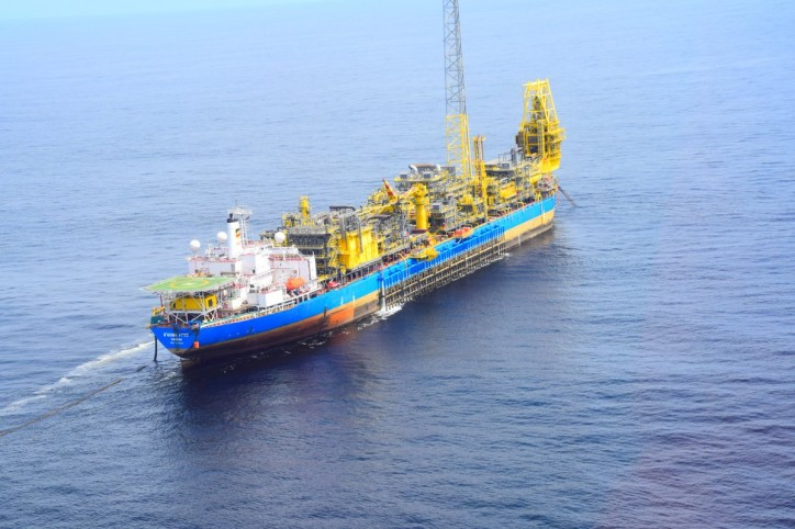 Eni announces the start-up of a new production well in the Vandumbu field in Block 15/06, offshore Angola
