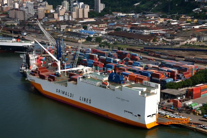 The Grimaldi Group extends its services to Mexico - A new ro/ro direct service to Veracruz has been recently launched