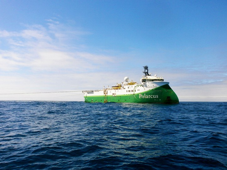 Polarcus extends multi-client collaboration and vessel agreement with TGS