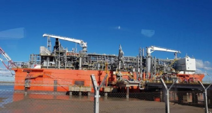 Siport21 presents, at Gastech, feasibility studies for the first FLNG-Barge installation in Latam