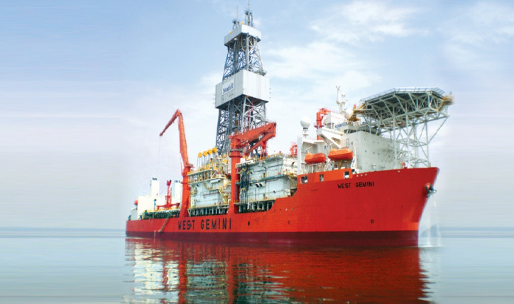 Seadrill Limited Announces Sonadrill Joint Venture Contract Award