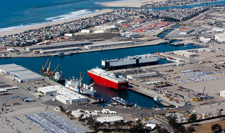 Port of Hueneme Awarded $3 Million to Launch Zero Emission Ship-to-Shore Freight Project