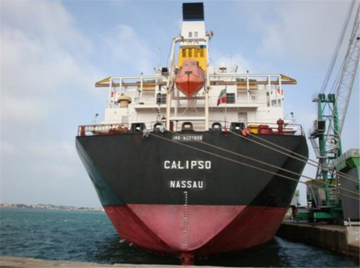 Diana Shipping signs time charter contract for mv Calipso with Glencore