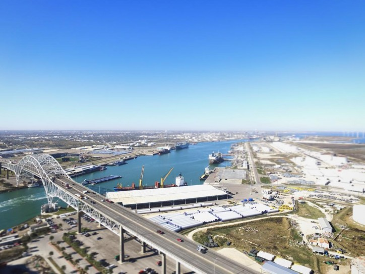Port of Corpus Christi Raises $216.2mln in Bond Sale; Capital Raised to be Used for Ship Channel Improvement Project