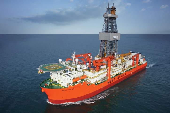 SDLP - Seadrill Partners LLC Announces First Quarter 2016 Results