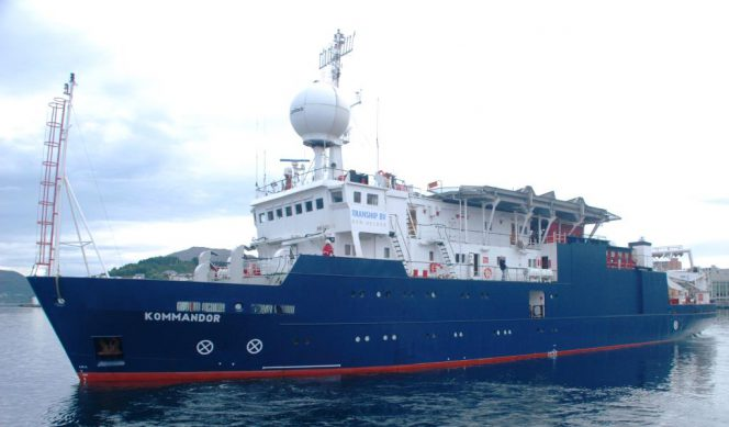 Gardline, Neptune merge vessel and ROV services