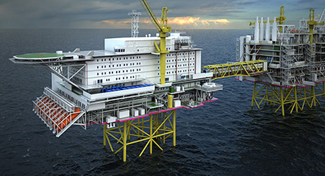 Statoil gets contract for construction site work and onshore facility for power supply to the Johan Sverdrup field
