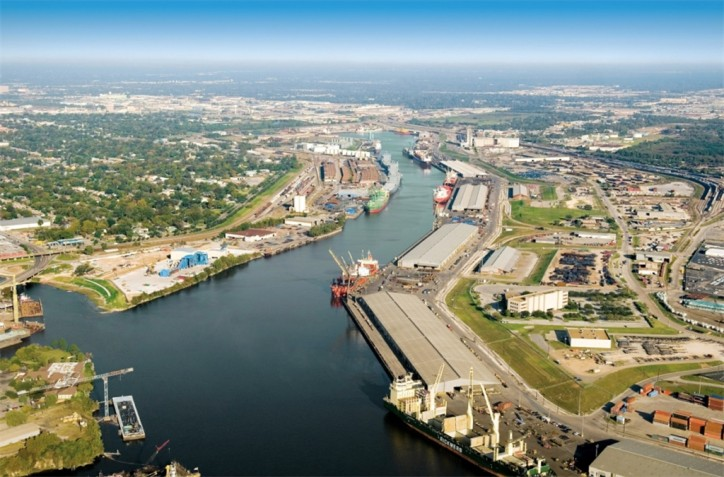 Port Houston Cargo Tonnage Up 7 Percent in 2018