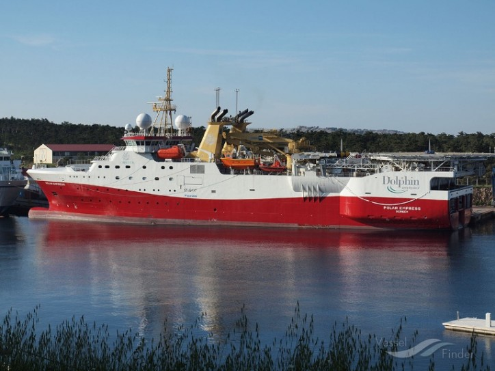 Shearwater GeoServices awarded two contracts, adding 7 vessel months