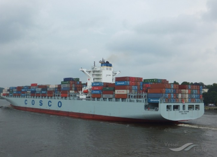 Port of New York & New Jersey Welcomes Inaugural Sailing of Ocean Alliance