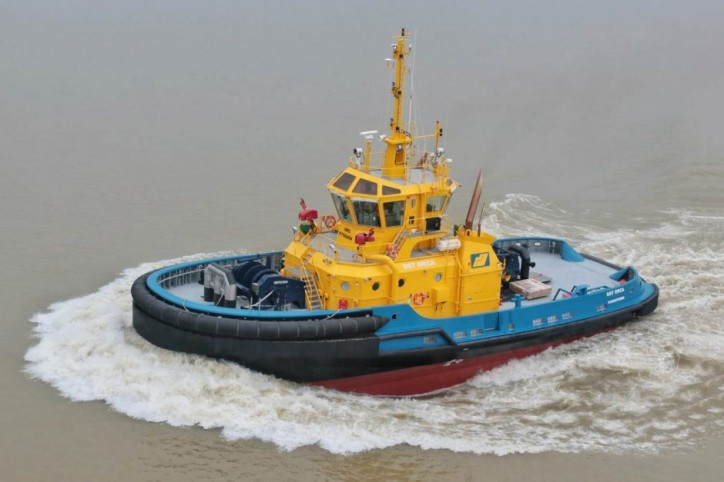 Vancouver to Welcome Two New Cheoy Lee Built RAstar 3200 Escort Tugs for SAAM SMIT Towage Canada
