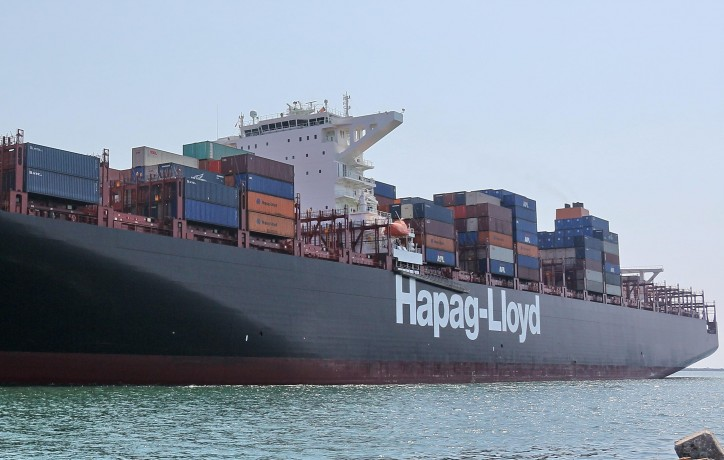 Hapag-Lloyd places order for five new container carriers