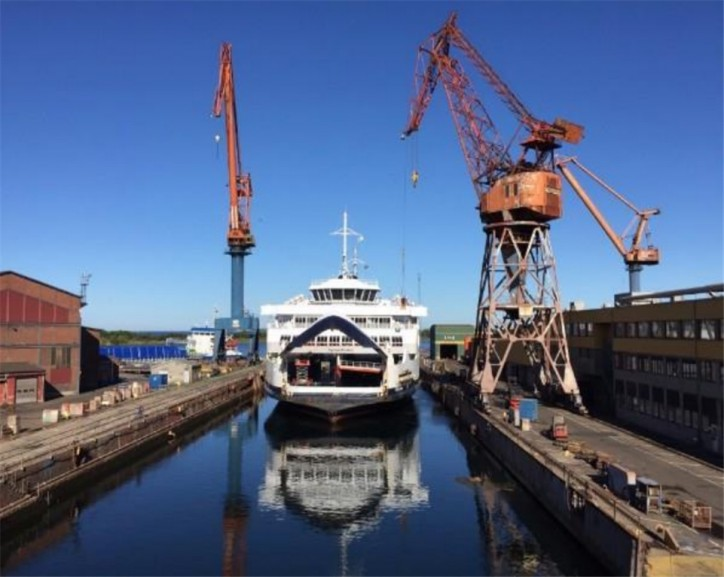 ABB electrifies two vessels of HH Ferries