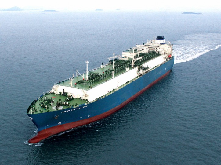 First LNG Tanker Through New Panama Canal Will Carry U.S. Gas