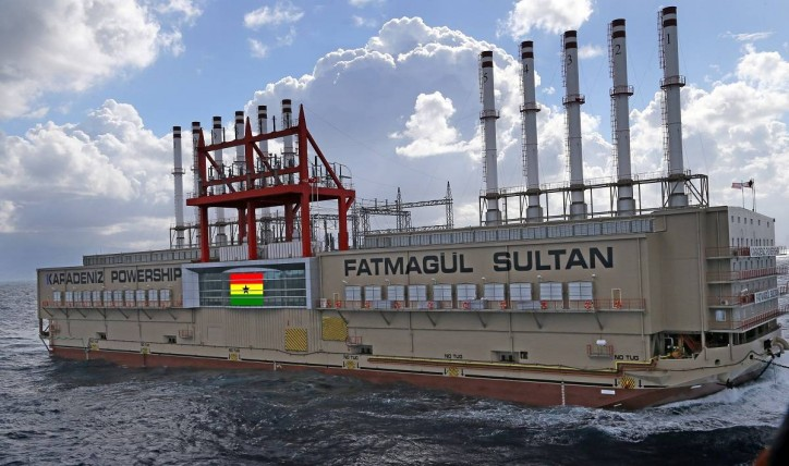 Ghana Powerships Project to be presented by Karpowership in Dubai