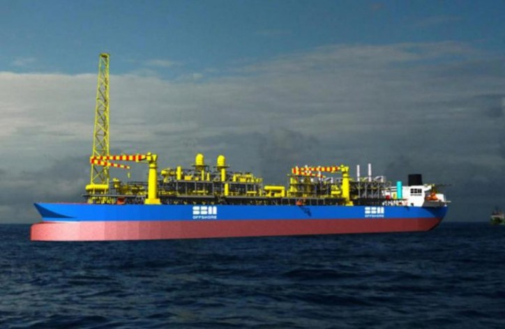 SBM Offshore Awarded Contracts for ExxonMobil Liza FPSO