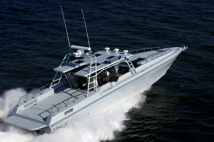Kuwaiti Coast Guard Places Order For Interceptor Vessels To Tampa Yacht