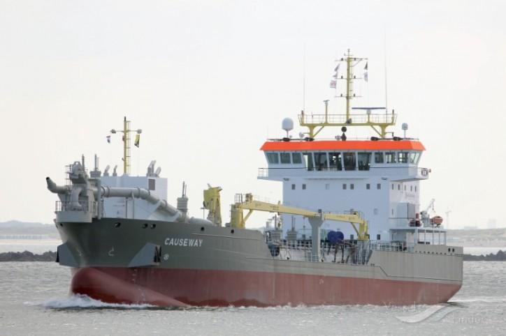 Boskalis commences EUR 100 million dredging activities for LNG Canada export facility