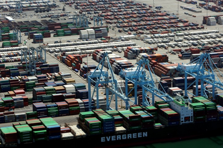 Port Of Los Angeles Records Best Month Ever For A Western Hemisphere Container Port