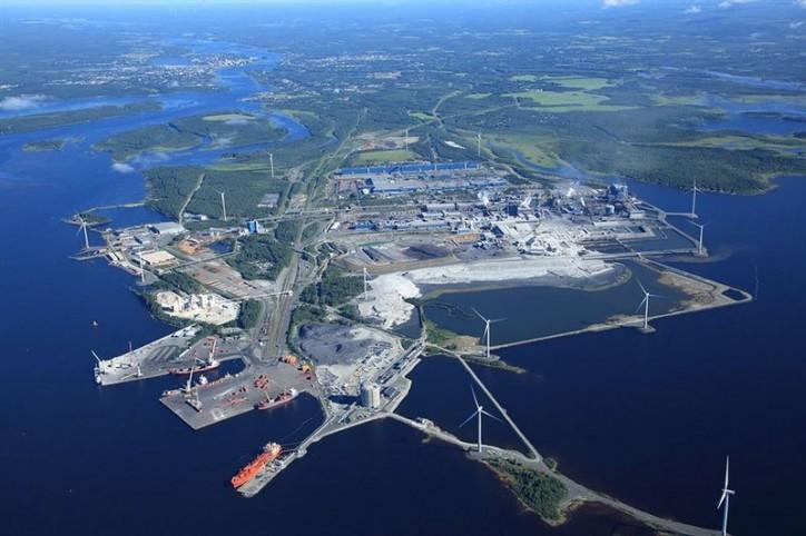 Inauguration of Tornio Manga LNG receiving terminal marks an important environmental milestone for the Nordic region
