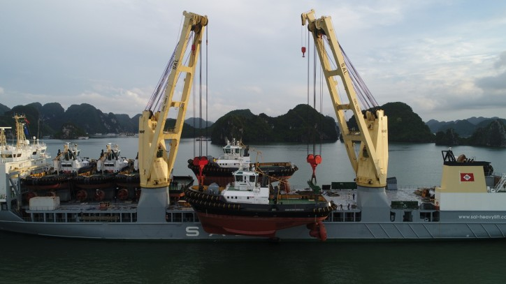 LONE - IMO 9458913