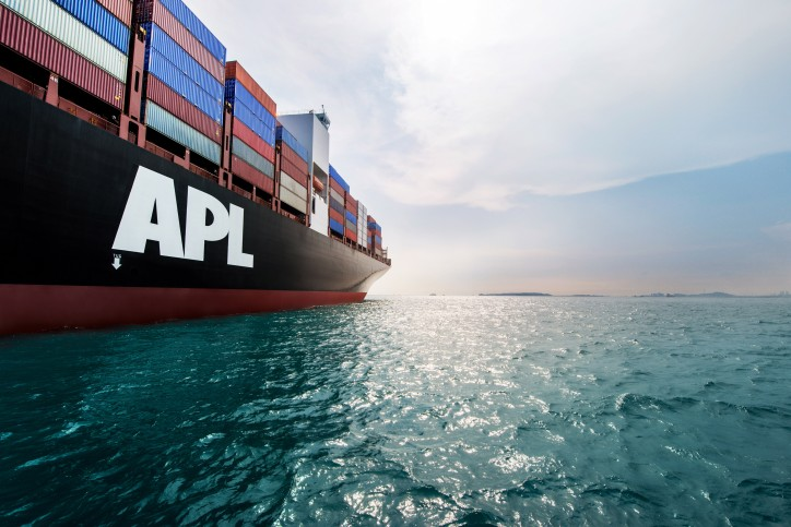 APL Deploys U.S. President-Named Vessels for Enhanced Eagle Express 1 Service