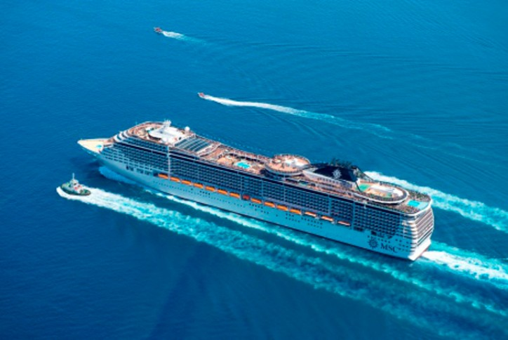 Bureau Veritas recognises MSC Cruises with Safety Best Practices 2016 Award
