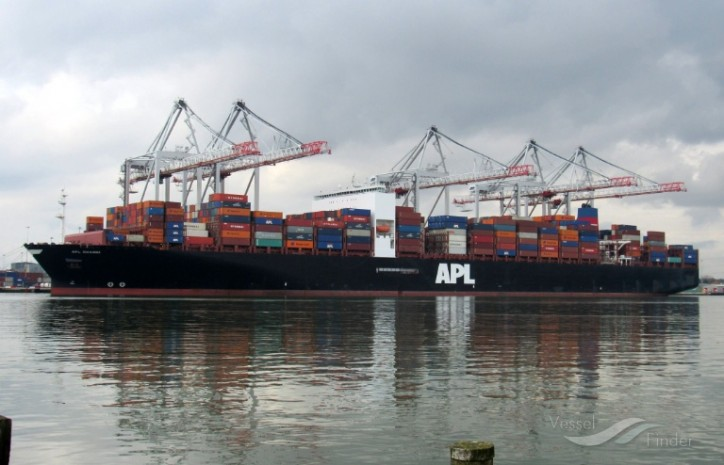 APL Increases Port Calls Of Asia Latin America Service