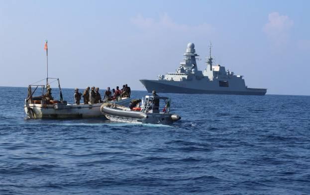 ECSA: Operation Atalanta continues to keep the coast of Somalia safe