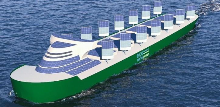 Eco Marine Power Expands Aquarius Eco Ship Project (Video)