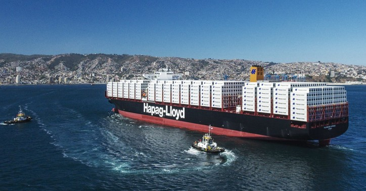 Hapag-Lloyd orders 7,700 new reefer containers