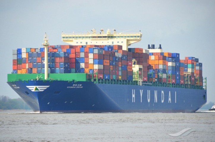 Hyundai Merchant Marine Increases Asia-US West Coast Volume by 77% YoY, Ranks 4th in Market Share in June 2017