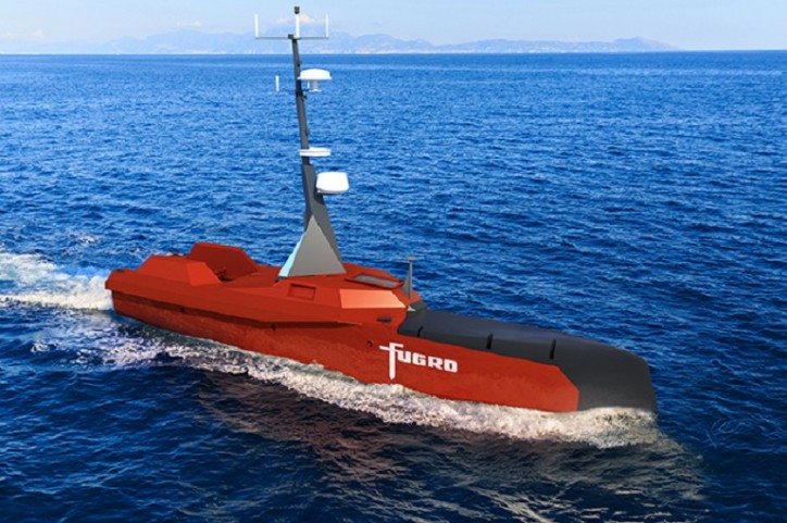 Fugro announces agreement with L3 ASV to develop next-generation autonomy for commercial survey