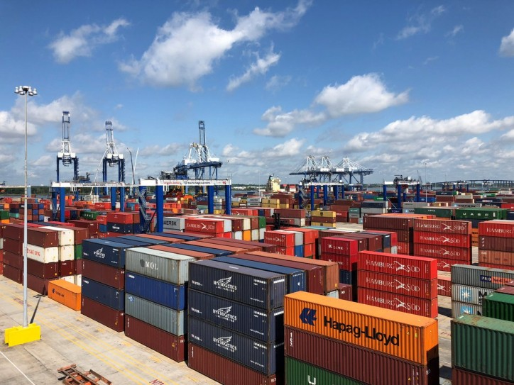 South Carolina Ports Authority Achieves Record April