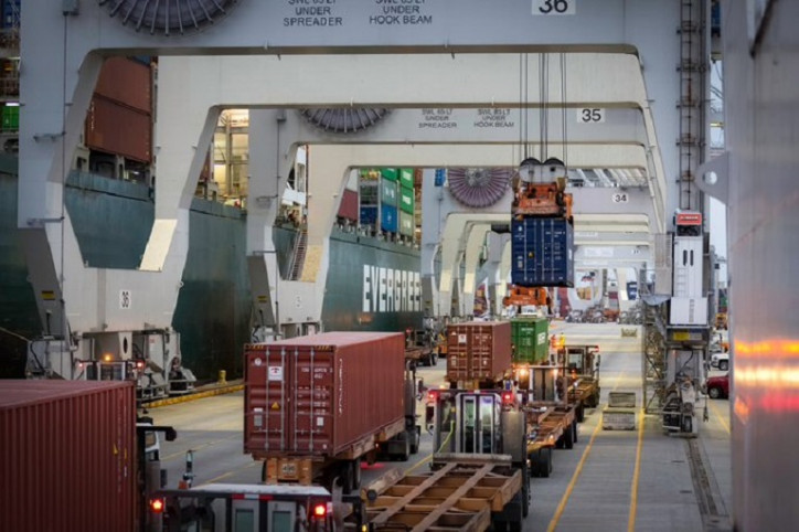 Savannah Achieves 16.5 Percent Growth In Container Volumes