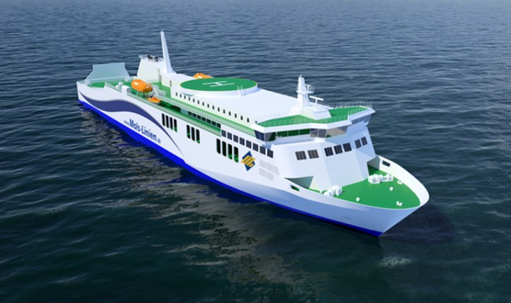 Rolls-Royce To Deliver Propulsion for new Danish Passenger Ferry