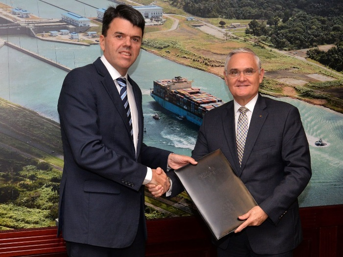 Panama Canal Signs Agreement with Port of Itaqui
