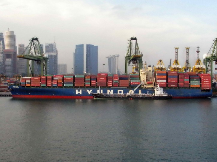 Hyundai Merchant Marine to hire up to 220 employees from Hanjin Shipping
