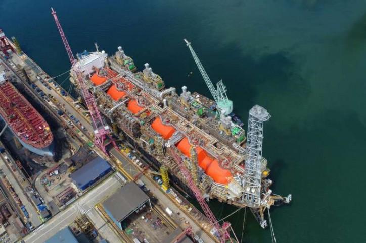 Keppel to deliver world's first Floating Liquefaction Vessel conversion