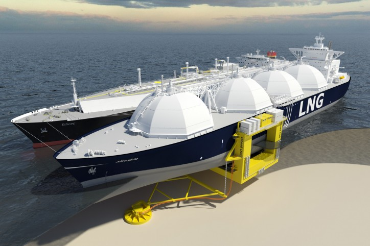 HiLoad LNG signs agreement for an LNG receiving and regasification terminal in the Philippines