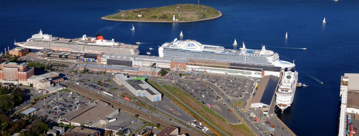 Port of Halifax anticipating busiest cruise season to date