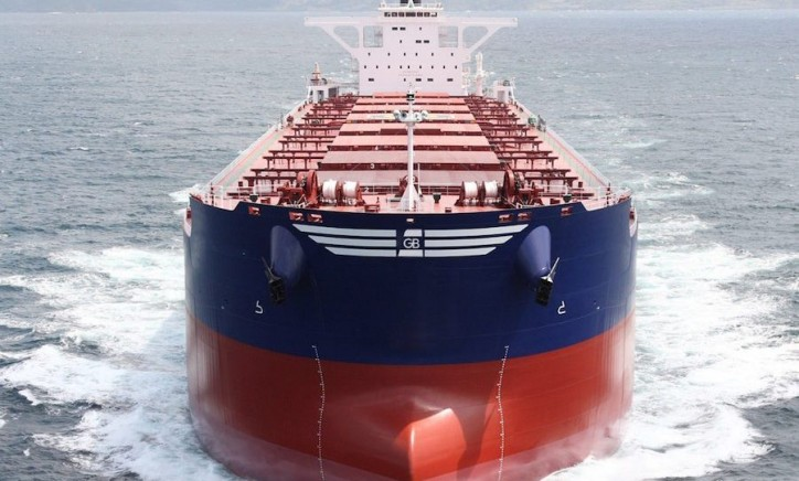 GoodBulk announces delivery of two Capesize vessels, an agreement to sell another one Capesize and the issuance of new common shares