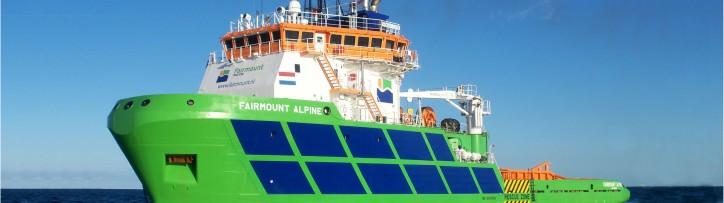 FAIRMOUNT ALPINE - IMO 9344784
