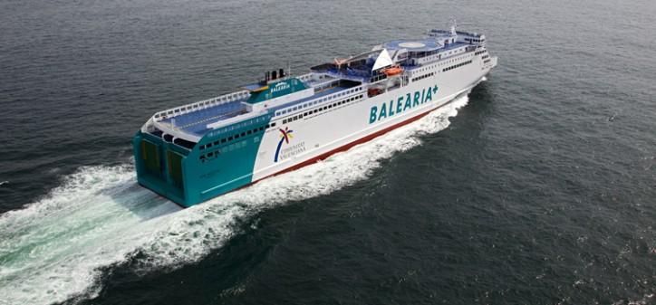 Baleària Unveils EUR 450 Mn Ship and Terminal Investment