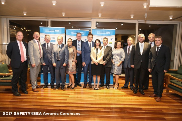 Wallem Wins Safety4Sea Tanker Operator Award