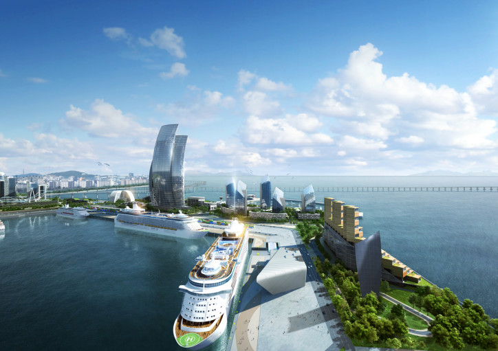 ABB to install Port of Incheon's first shore-to-ship power solution