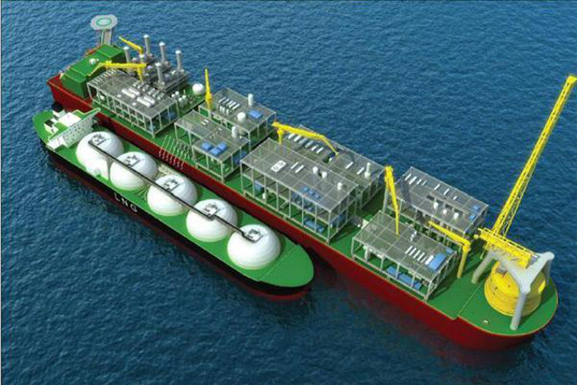 Iranian, French Firms Finalize FLNG Talks