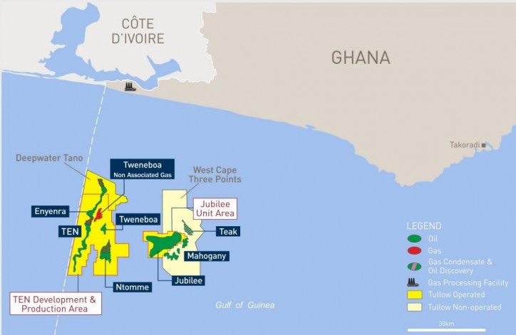 Ghana Wins Maritime Boundary Dispute Against Côte d'Ivoire