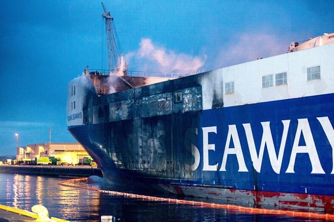 Britannia Seaways IMO number 9153032