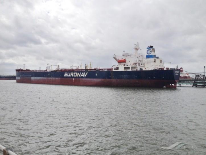 Euronav sells Suezmax crude oil tanker Cap Georges